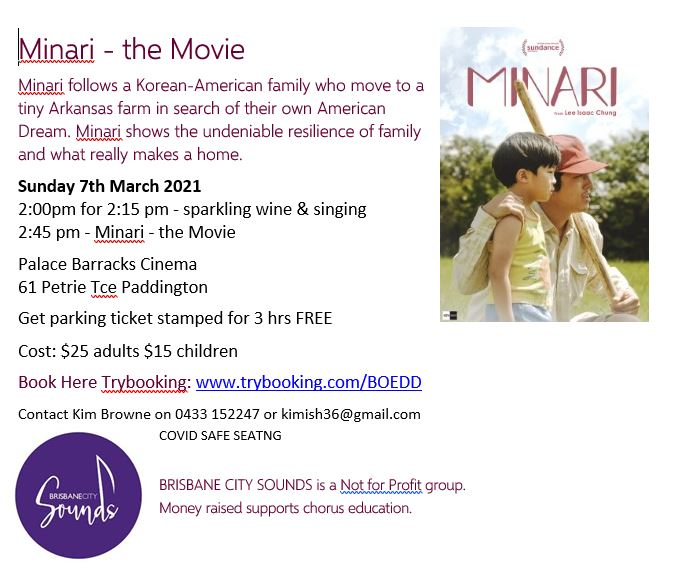IWD 2021! Our 7th March Movie Afternoon